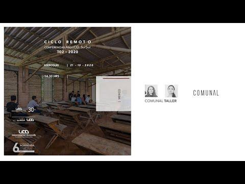Conferencia SurSur: Comunal Taller para Arquitectura UDD SurSur, Concepción