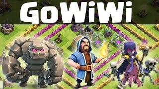 GoWiWi - Strategie || CLASH OF CLANS || Let's Play Clash of Clans [Deutsch/German HD]
