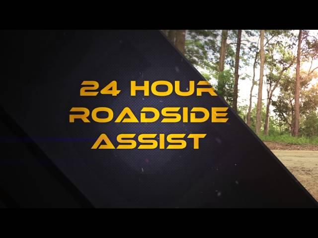 Australian 4WD Hire Promo
