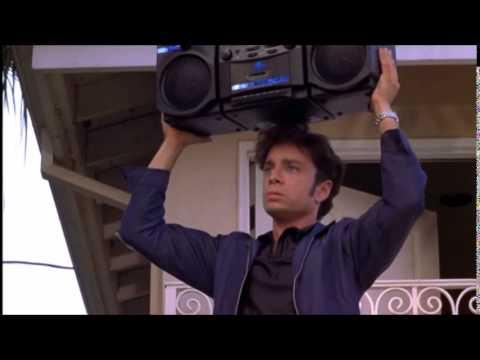 "A Night at the Roxbury (1998) Wedding Scene ""Haddaway - What Is Love"""