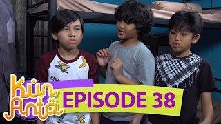 Sobri Diledekin Mulu Nih Sama Haikal Gara Gara Bobo Sama Doraemon  - Kun Anta Eps 38