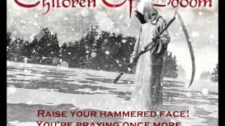 Children Of Bodom - Bodom Blue Moon (Lyric Video) HQ