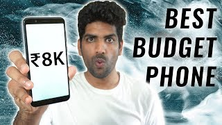 THIS 2018 Phone is the BEST Budget Phone (₹8000) in 2019?🔥