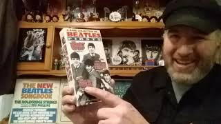 RESPONSE: Beatles VHS tapes
