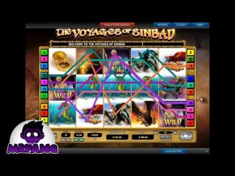 Voyages of Sinbad Free Spins:20$ Bet Size