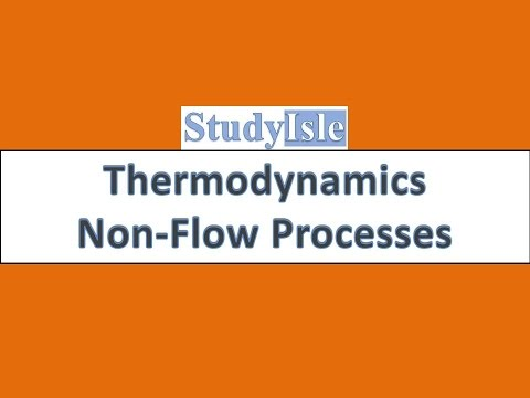 T7. Non-Flow Processes Based on UPSC Engineering Services Examination (Hindi)