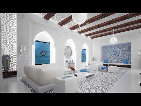 Moroccan Interior Design for Home Ideas