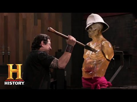Forged in Fire: Zulu Iklwa CUTS TO THE HEART of the Final Round (Season 3) | History