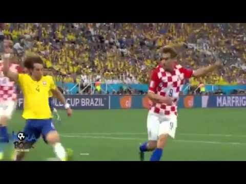 Brazil vs Croatia 3 1 All Goals & All Highlights WM 12 06 2014