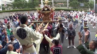 平成30年9月24日に東京タワーフットタウン正面入り口前広場で10...