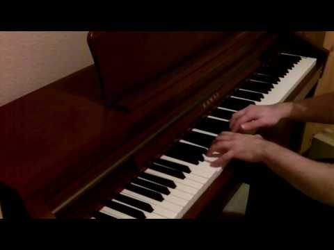Resident Evil 4 Merchant Theme (Serenity) on Piano