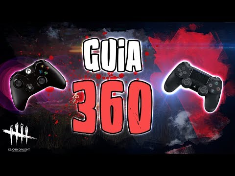 🎮COMO HACER 360º con MANDO 🎮 - GUIA BÁSICA TUTORIAL - Dead by Daylight | PS4 PC XBOX