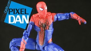 Hasbro The Amazing Spider-Man Movie Ultra Poseable Spidey Figure Review