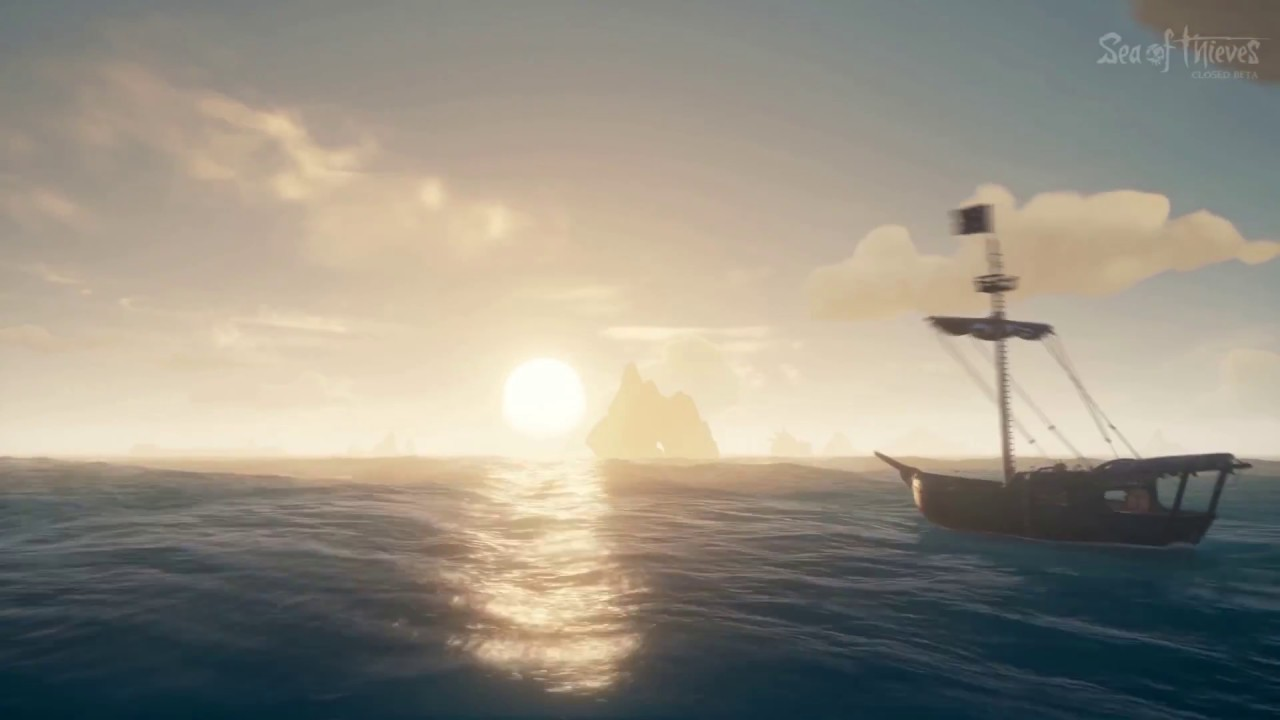 Sea Of Thieves Live Wallpaper Wallpaper Engine 12xspeed Youtube