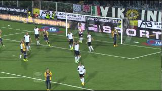 Video Gol Pertandingan Cesena vs Hellas Verona