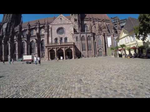 STREET VIEW: Freiburg im Breisgau in GERMANY
