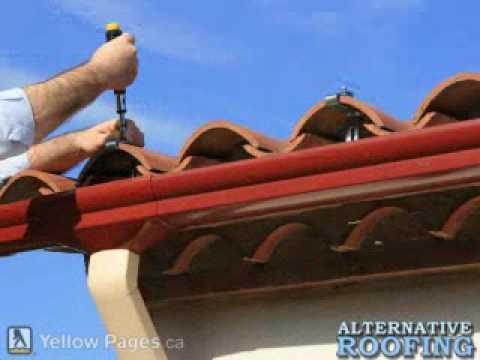 Alternative Roofing -