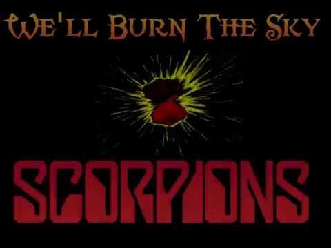 We'll burn the sky - Scorpions  Lyrics