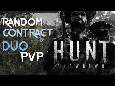 Hunt Showdown - Random Contract Duo PvP Hunt #1