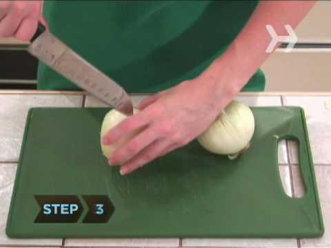 How to Make a Fried Onion Blossom