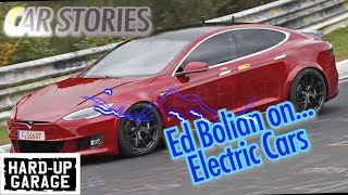 SAM HARD CAR STORIES - VinWIKI's Ed Bolian on Electric Cars