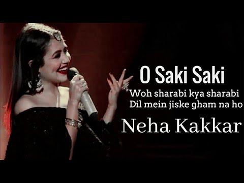 Batla House: O SAKI SAKI Lyrics | Nora Fatehi, Tanishk B, Neha K, Tulsi K, B Praak, Vishal-Shekhar