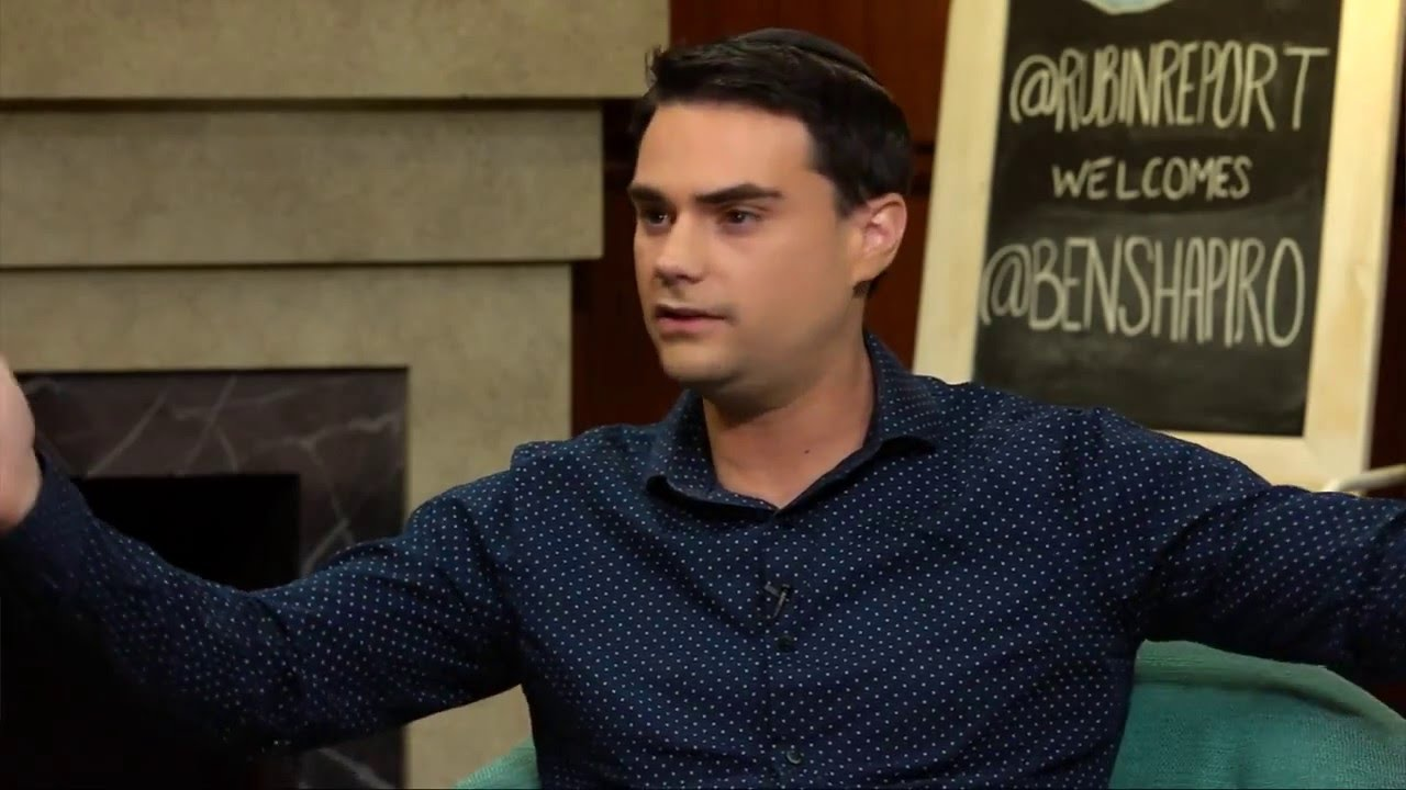 Ben Shapiro perfectly sums up the 2016 election and ...
