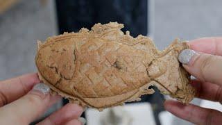 단미와플메이커 샌드위치메이커 붕어빵. 프로틴쿠키만들기!