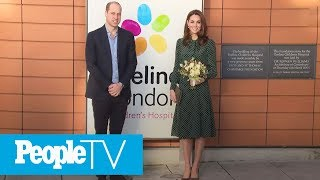 Kate Middleton Spreads Holiday Cheer With William At Children