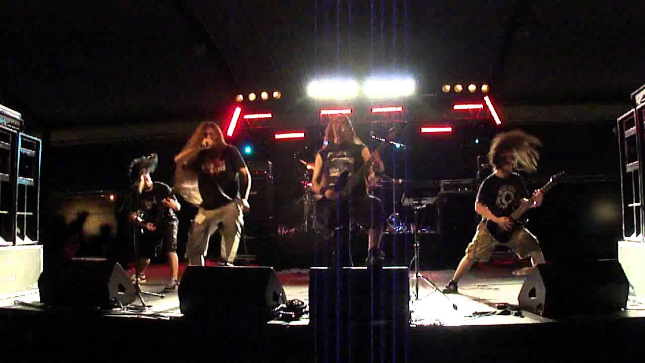 Holocaust Cannibal - Porno Hardgore Festival Metal Gdl-2108