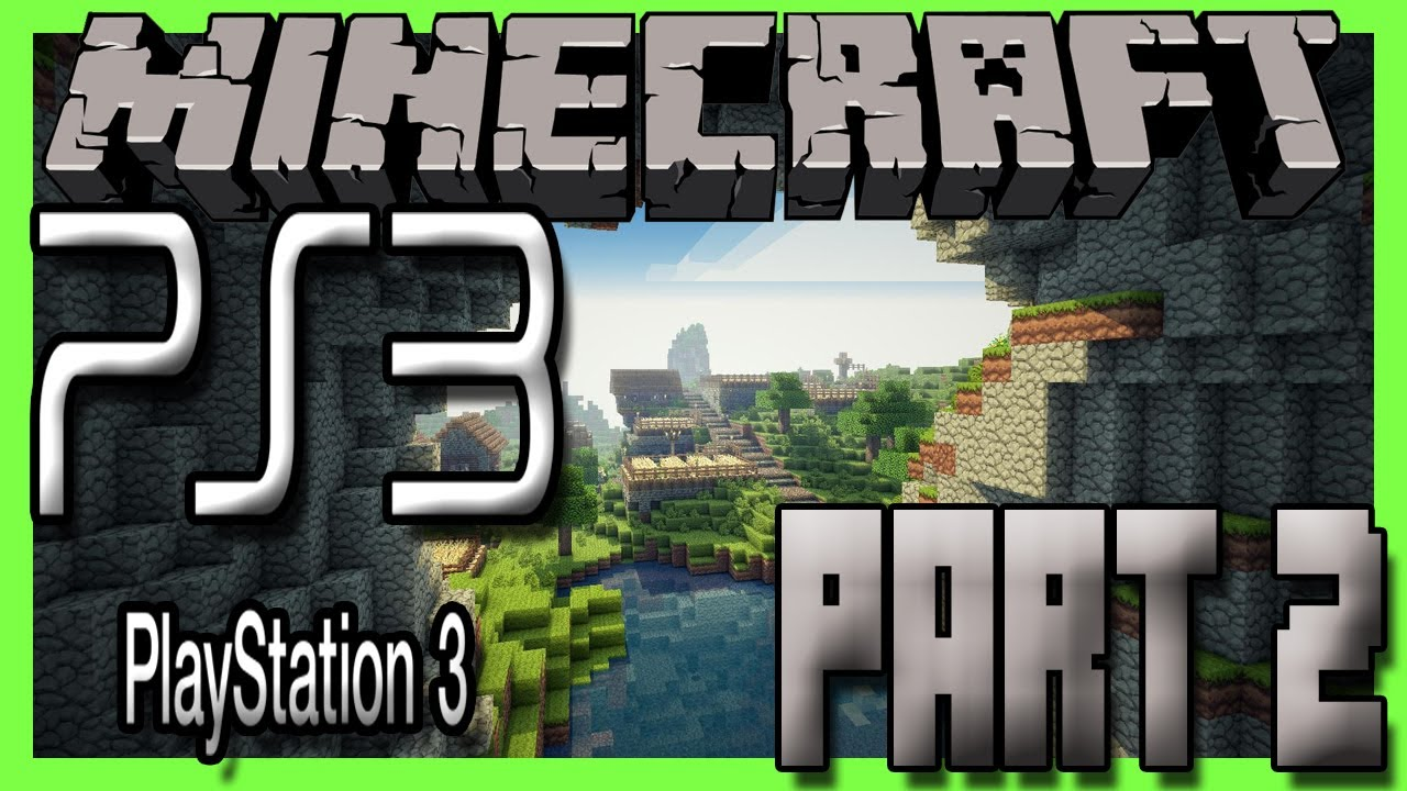 how to play minecraft ps3 online