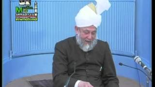 French Translation: Dars-ul-Quran 22nd February 1995