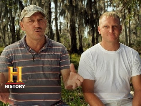 Swamp People: Cookin' Up Swampsgiving | History