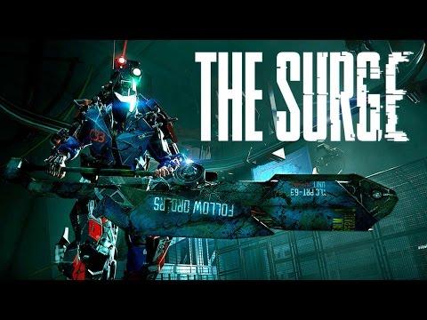 THE SURGE - LIVE DA PRIMEIRA VEZ (# 1)