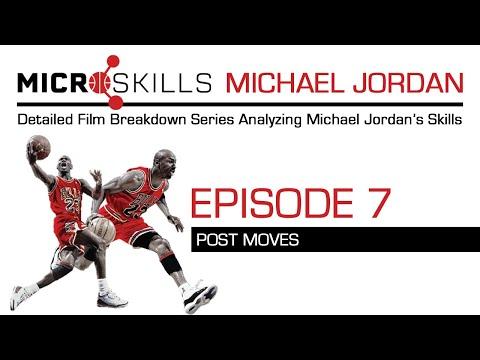 #MicroSkills Michael Jordan | Episode 7: Post Moves
