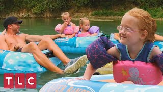 The Busbys Float the River! | OutDaughtered