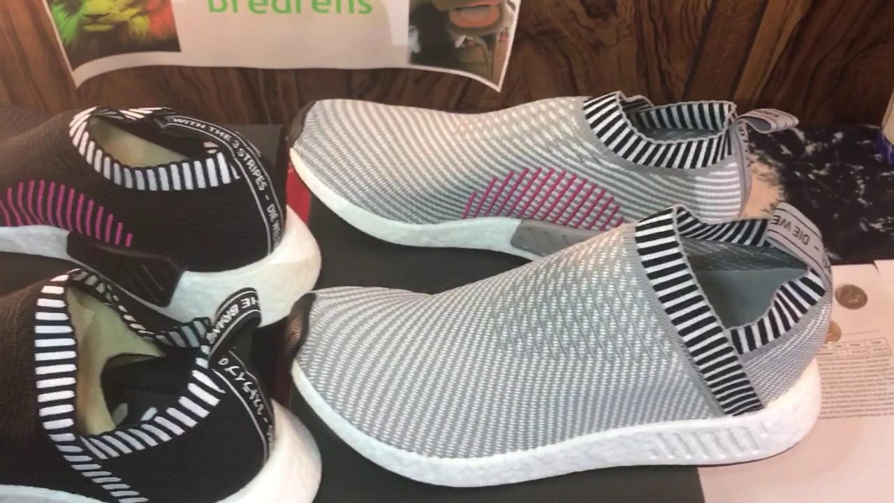 Adidas Nmd CS2 Core Blk & Core Grey