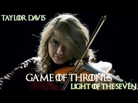 Game of Thrones: Light of the Seven Violin  Taylor Davis