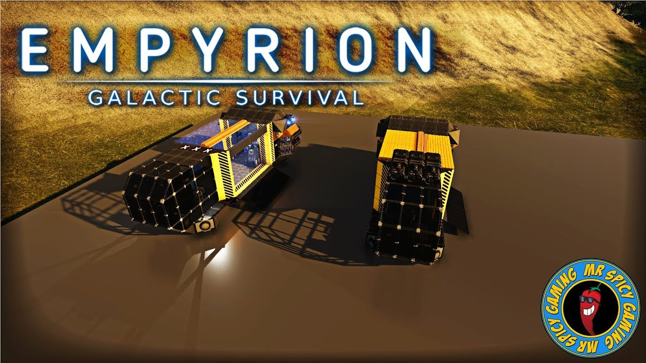 sv utility-vessel by trig - empyrion  galactic survival workshop showcase