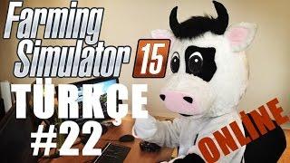 Farming Simulator 15 Türkçe Multiplayer | Çiftçi Kardeşler | Bölüm 22