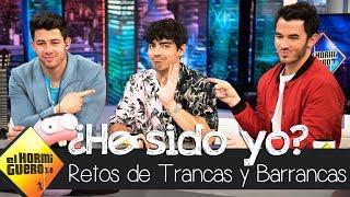 Desvelamos los secretos de los Jonas Brothers con Trancas y Barrancas - El Hormiguero 3.0