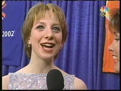 Medal Award Ceremony, Part 1 of 2 - 2002 Salt Lake City, Figure Skating, Ladies