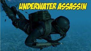 ARMA 3 WASTELAND - UNDERWATER ASSASSIN