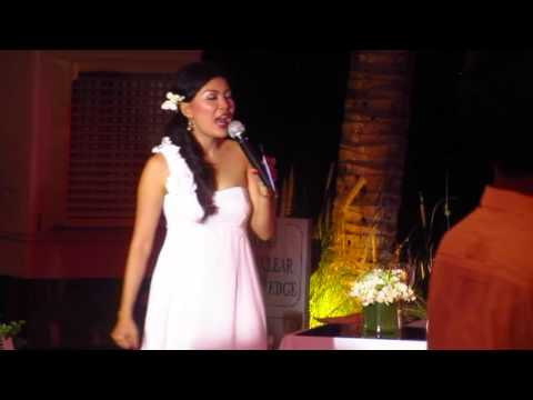 MC Dian Aryswari - Wedding at SkY AYANA RESORT and Spa Bali