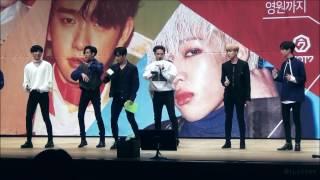 Video GOT7 Speed Up Dance (170409 갓세븐 Mini Fanmeeting) download MP3, 3GP, MP4, WEBM, AVI, FLV Maret 2018