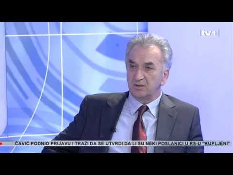 Dnevnik plus - Gost Mirko Šarović, potpredsjednik SDS-a