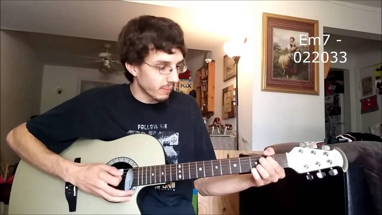 Trading My Sorrows Guitar Tutorial Youtube