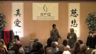 April 2010 SFQ Conference Breakout Session 1: Stress and Pain, Dr. Effie Chow Part 4/8