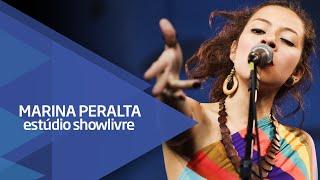 """""""Novo canto"""" - Marina Peralta no Estúdio Showlivre 2015"""