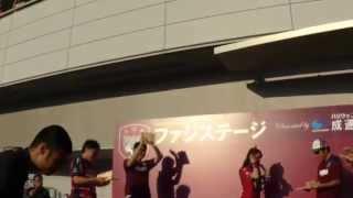 2014.7.26 ファジアーノ岡山vs栃木SC 9:00キックオフ@カンスタ 試合...